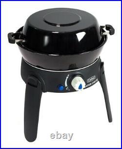 Cadac Safari Chef 2 Portable Gas Barbecue Low Pressure Quick Release